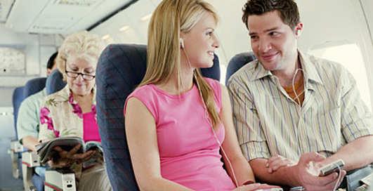 Новый сервис: выбери соседку по самолету