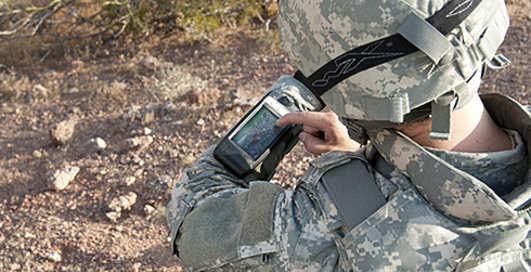 Солдатская мобила США: смартфон для Афгана