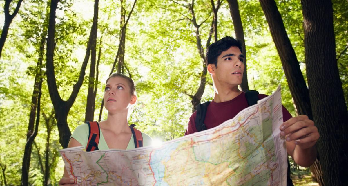Стань скаутом: как не потеряться без GPS