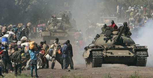 Чужая война: Украина воюет за Конго