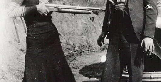 Легендарное оружие: стволы Бонни и Клайда