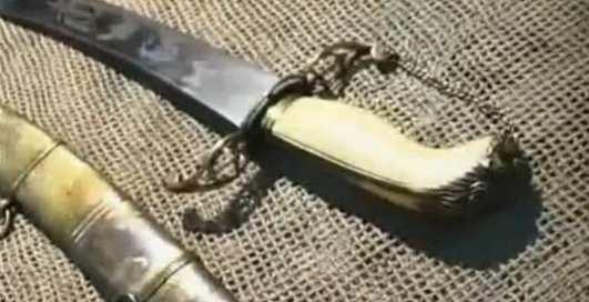 Махни кортиком: легендарное оружие моряка