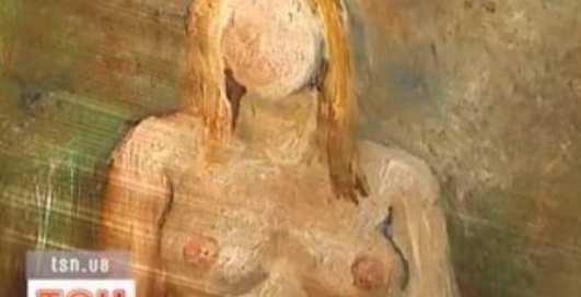 Выставка в стиле ню: раздетая Одесса