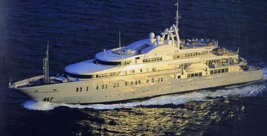 ТОП-10 самых дорогих яхт на планете
