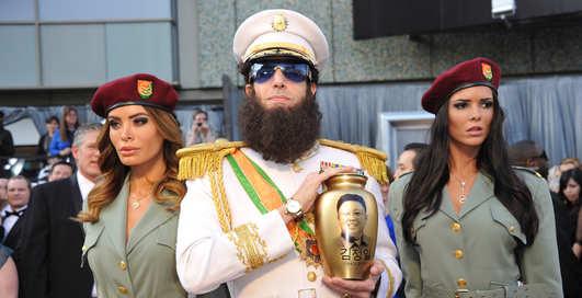 По-мужски: Борат опозорил Ким Чен Ира