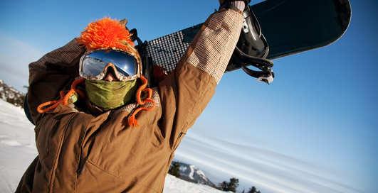 Как освоить сноуборд, не выходя из дома