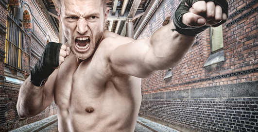 Защити себя: ТОП-5 лучших боевых искусств