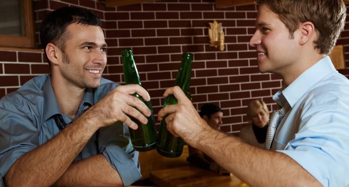 На радость выпивохе: 5 плюсов пьянки
