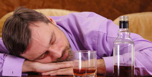 Пьяные провалы: откуда они берутся