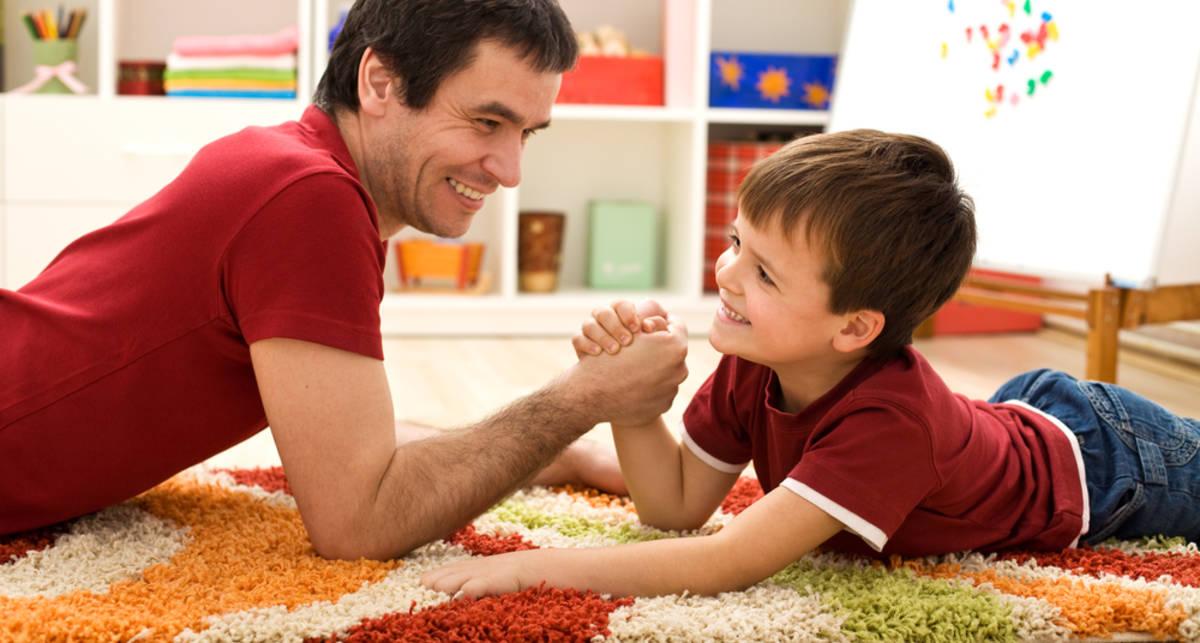 Хочешь сына - забудь о жирной еде