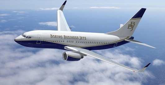Новый Boeing: летай как VIP-персона