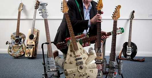 По-мужски: гитары для Дарта Вейдера
