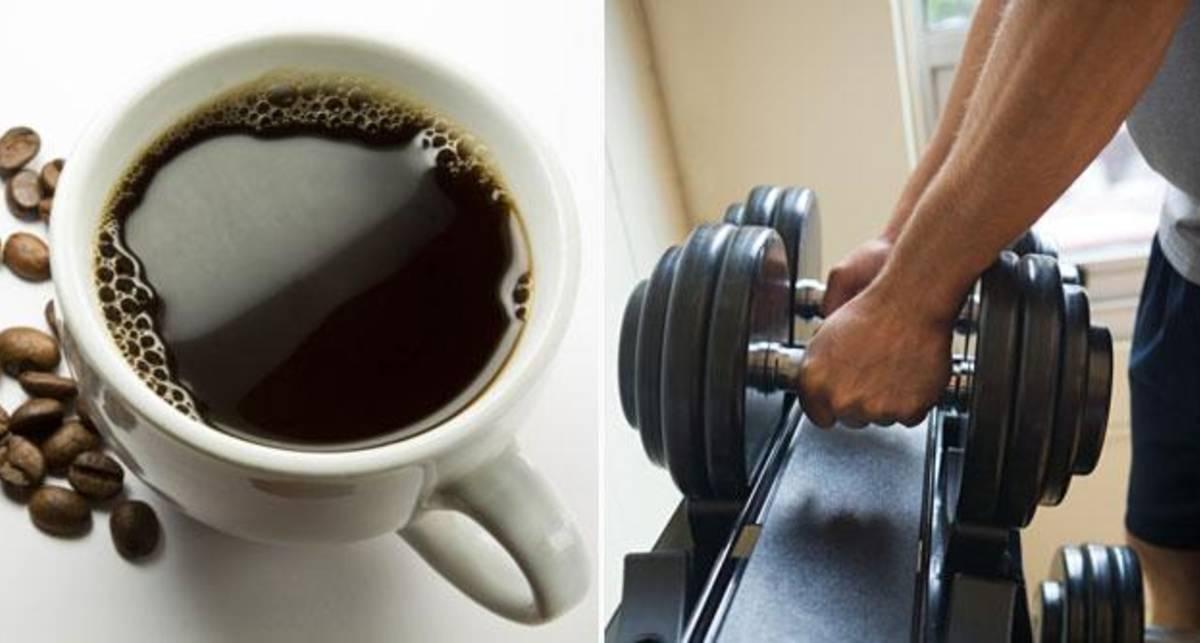 Кофе и гантели: мужской способ спасти свою шкуру