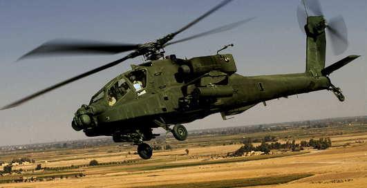 Apache Block III: погонщик для беспилотников