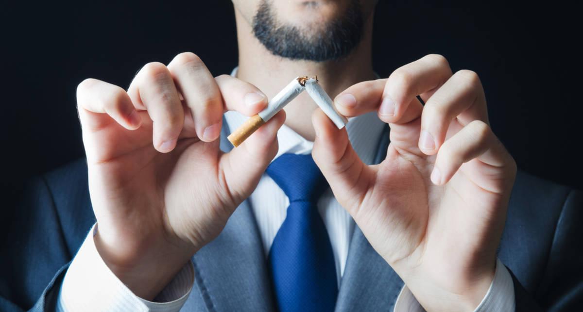 Сломал сигарету - спас сердце и мозг