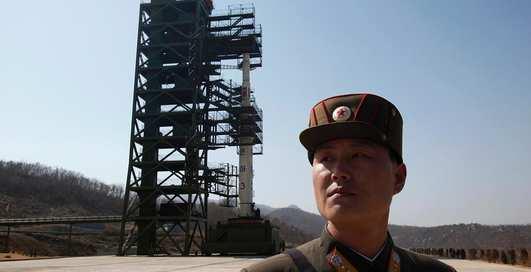 Атака по-корейски: ракету - в океан