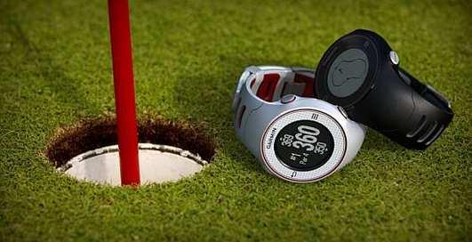 Approach S3: наручное счастье гольфиста