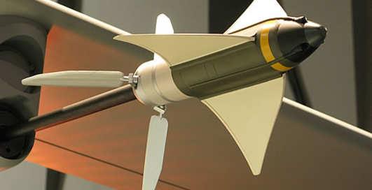 Новейшая ракета-убийца поместится в карман