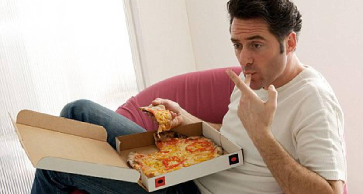 Создана пицца для мужского здоровья