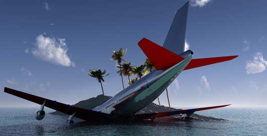 Как выжить в самолете: 4 правила смертника