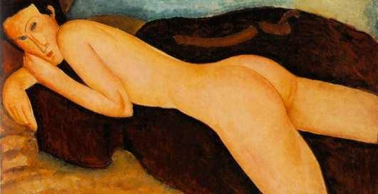 ТОП-10 самых дорогих картин с обнаженкой
