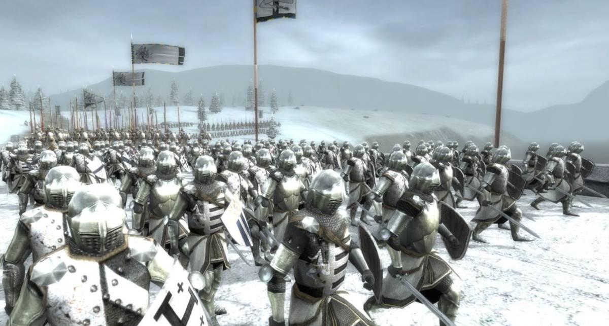 ТОП-5 лучших воинов Средневековья