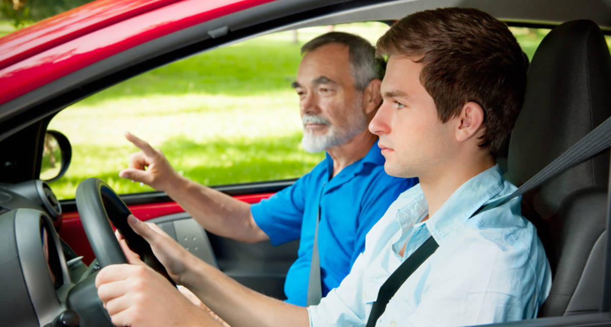 Старики рулят: как стать опытным водителем