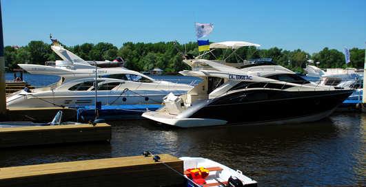 Киев увидит лучшие катера и лодки мира