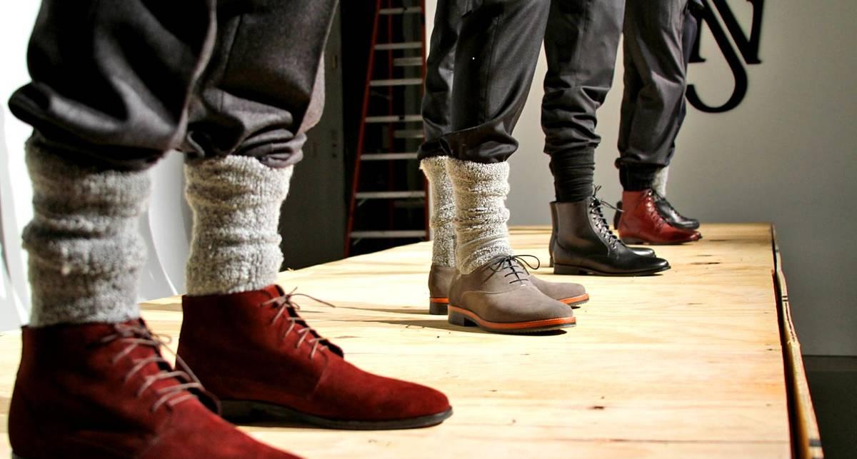 Не краснеть от носков: правила ношения