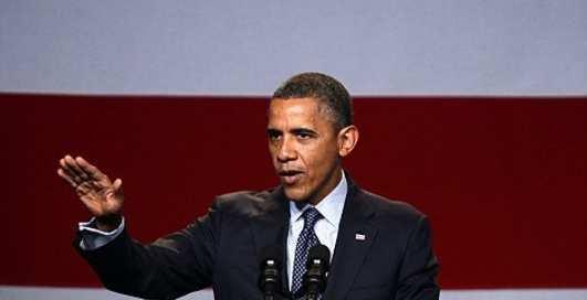 Президент США оскандалил жену с лесбиянкой
