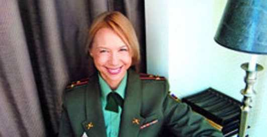 В России появилась женщина-генерал