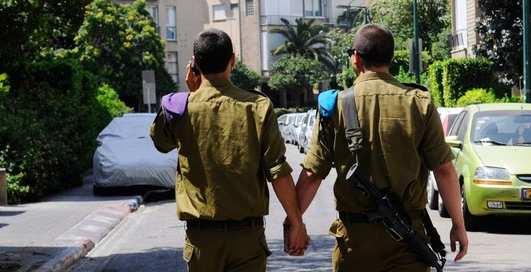 Армия Израиля рекламирует солдат-геев