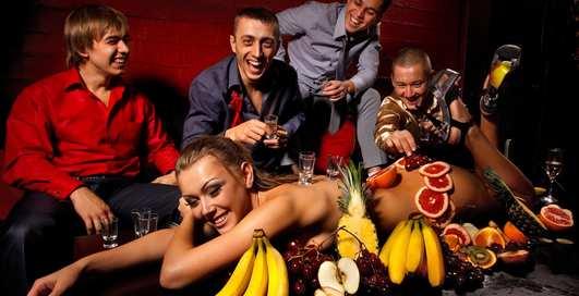 Вечеринка холостяка: стриптиз уже не в моде
