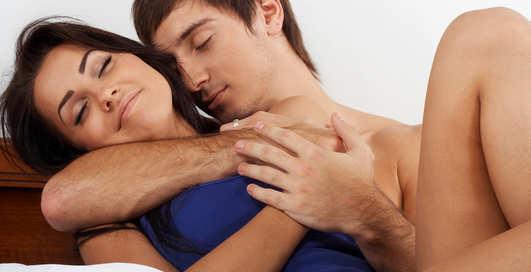 Примирительный секс: как его заслужить