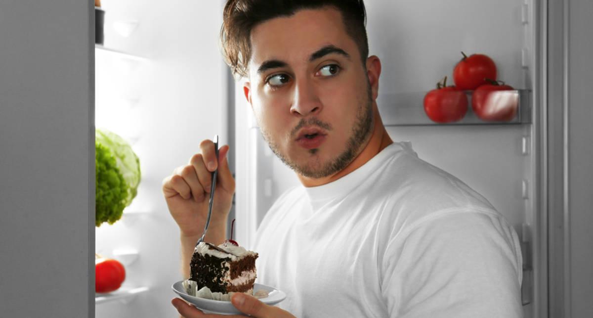 Как избавиться от привычки кушать на ночь