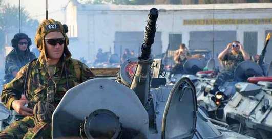 Морпехи Крыма едут воевать к Одессе