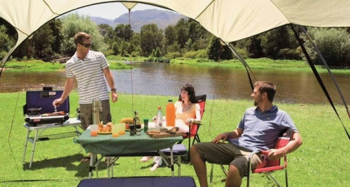 По-мужски: кресло для пикника за пять минут