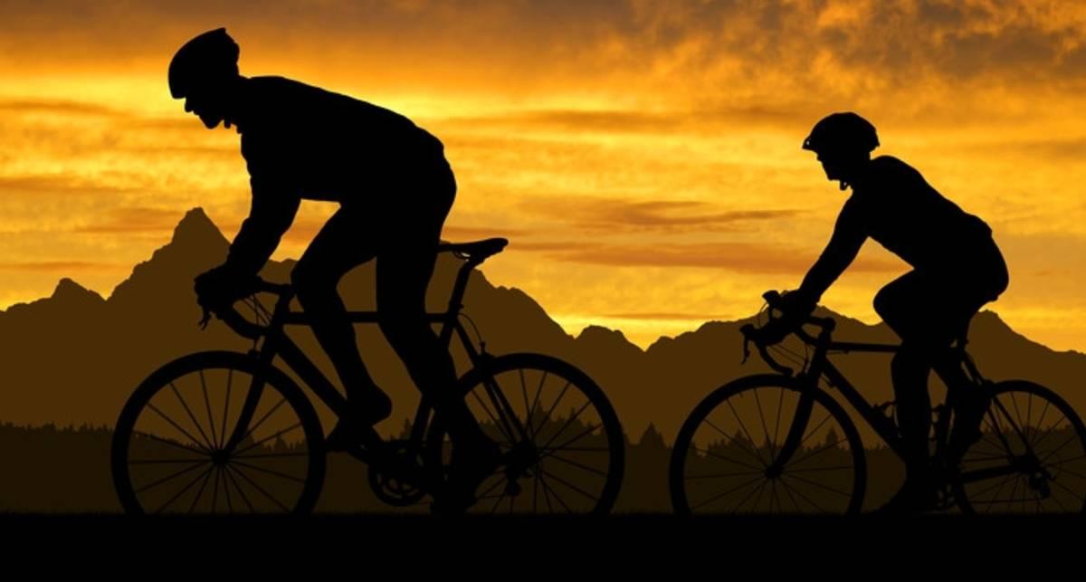 Когда полезнее кататься на велосипеде — ученые