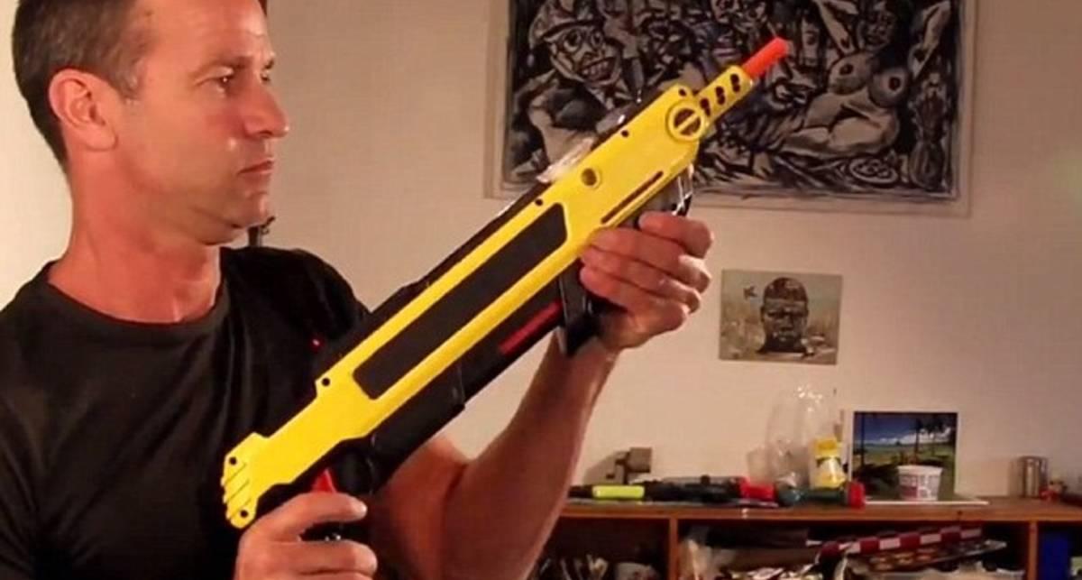 Мега-ствол от мух: оружие будущего