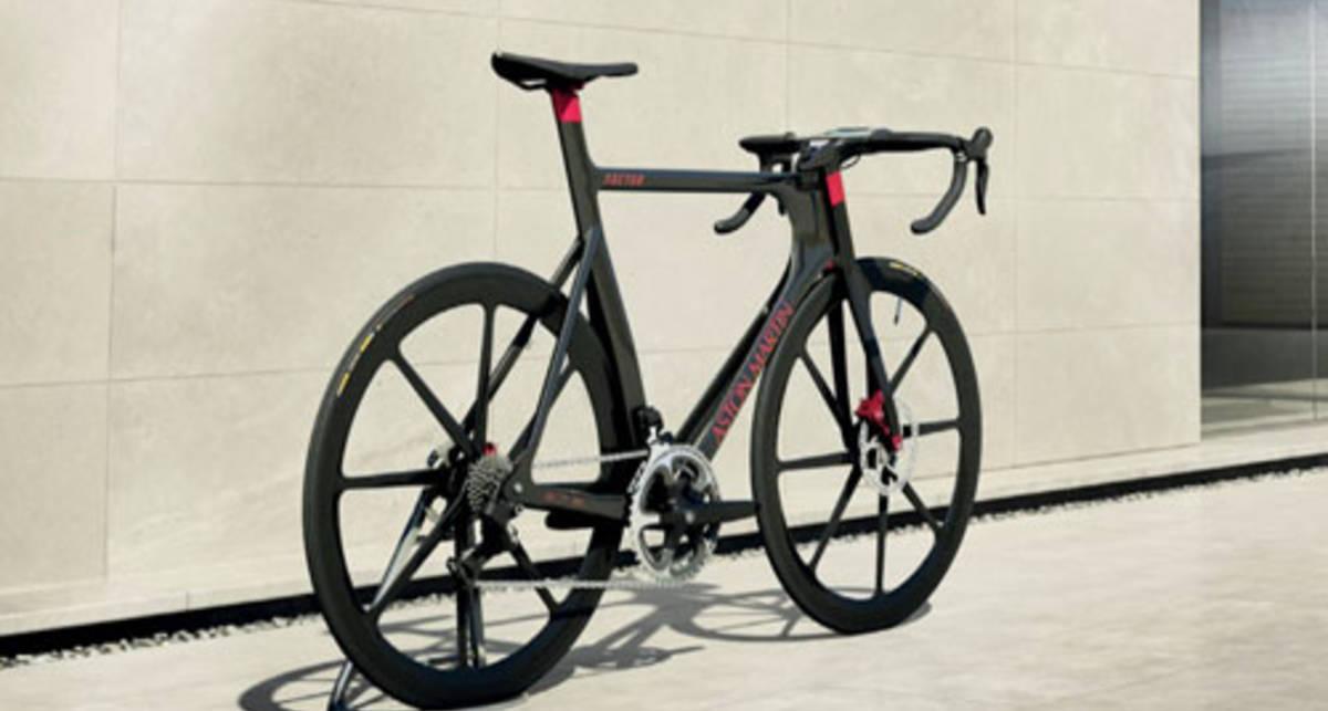 Велосипед от Aston Martin: всего $ 38 000