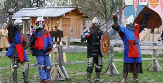 Почти Олимпиада: под Киевом будут фехтовать