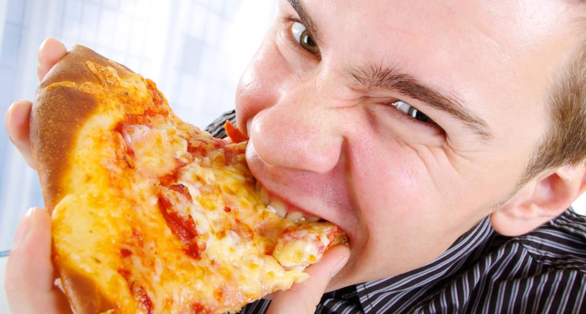 Как не толстеть от фастфуда и чипсов