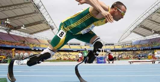 Олимпийский инвалид дал мастер-класс