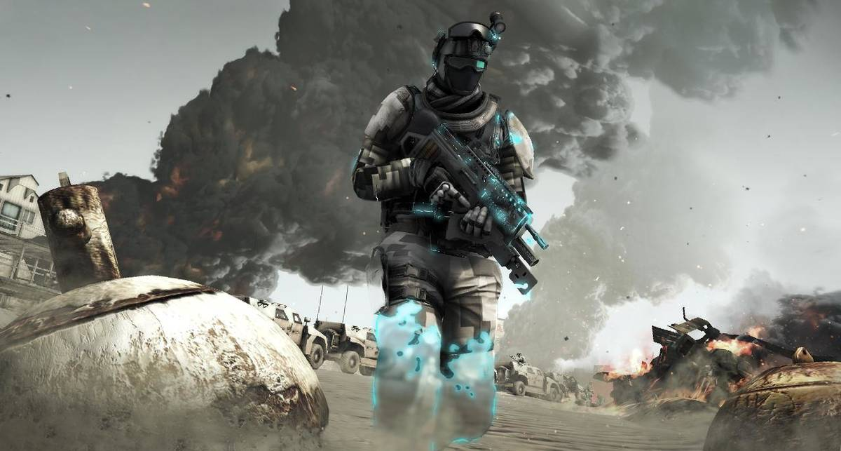 Универсальный солдат: теперь это реальность
