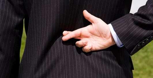 Обмани всех: зачем мужчине врать