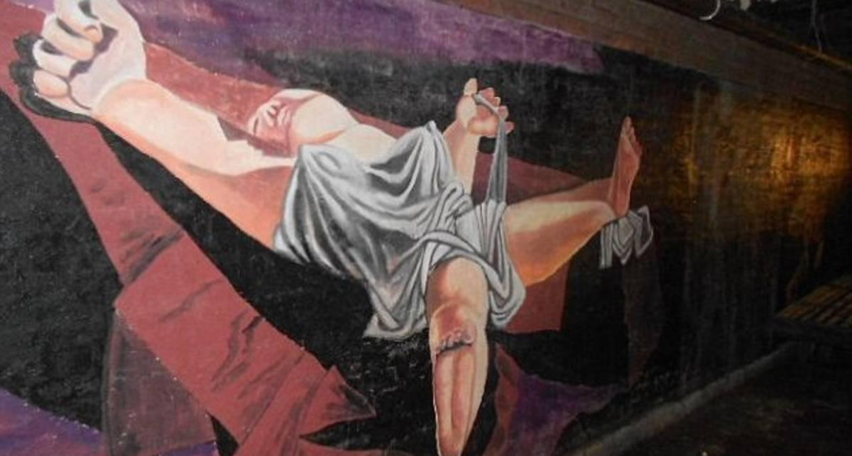 Древнее садо-мазо: находка строителей