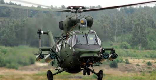 Польский убийца: новый вертолет для десанта