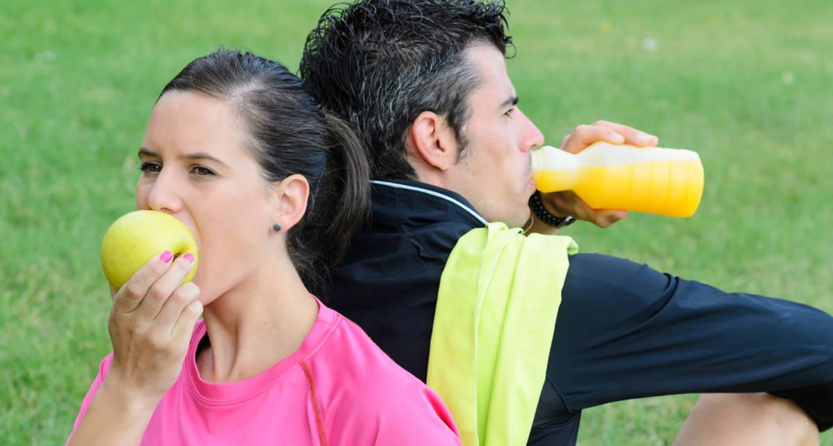 Запретная еда: чего не есть до тренировки