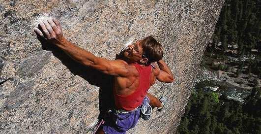 Стать секс-гигантом поможет альпинизм