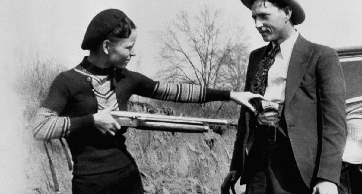 Стволы-убийцы Бонни и Клайда идут с молотка